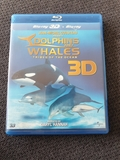 3D Blu-ray dolphins and whales - foto