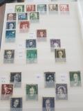sellos de Austria - foto