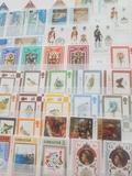 venta de sellos de Gibraltar - foto