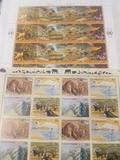 sellos de naciones unidas - foto