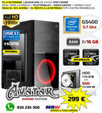 Ordenador a estrenar PC Gaming barato - foto
