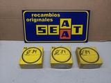 SEGMENTOS SEAT124, 1430, 131, 132, 1800, 2000 - foto