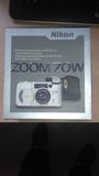 Camara de fotos de carrete Nikon nueva - foto