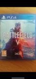 ps4 juego battlefield v - foto