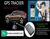 LOCALIZADOR GPS AUTÓNOMO MOTOS,  COCHES - foto
