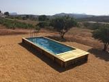 Instalador piscinas enterradas - foto