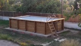 Instalador piscinas prefabricadas - foto