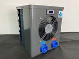 Montadores piscinas de liner - foto