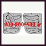 molde plomos banana 200/300/400 - foto