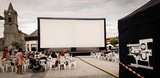 Evento cine de verano - foto