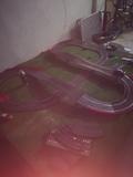 circuito Scalextric - foto