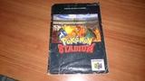 Manual Pokemon Stadium Nintendo 64 - foto