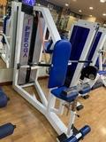 Máquina fondos pecho y tríceps - foto
