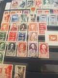 sellos y series de FRANCIA - foto