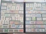 colección de sellos usados de Alemania F - foto