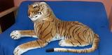 Peluche gigante tigre - foto