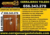 Servicios de Cerrajeria 24h Talavera - foto