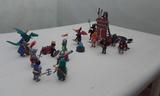 15 Guerreros Medievales Playmobil - foto
