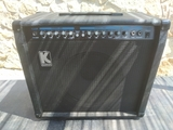 amplificador de guitarra kustom - foto
