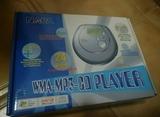 Discman MP3 nuevo a estrenar - foto