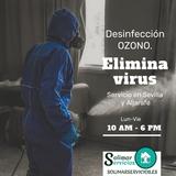 Desinfección con ozono Sevilla - foto