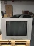 Televisor antiguo de tubo 22 pulgadas - foto