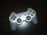 DualShock 3 plata - foto