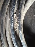Cable coaxial para emisora de 10 mm mili - foto