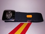 Cinturón militar div. Acorazada brunete - foto