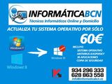 Actualizacion Windows por 60 - foto