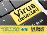 Limpia tu sistema de virus por solo 40 - foto