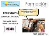FORMACIÓN PARA CAMARERO CON INGLÉS - foto