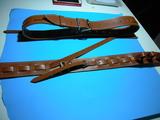 cananas , porta cazas, cinturones - foto