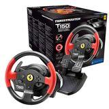 Volante + pedales t150 ferrari wheel for - foto