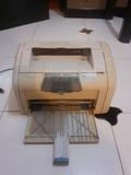 Impresora hp laser jet 1018 - foto