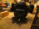 Gas engine os 42cc and other things - foto