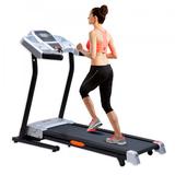 Cinta de correr entrenamiento cardio - foto