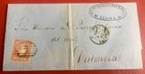 Rara carta de 1857, Isabel II Valencia - foto