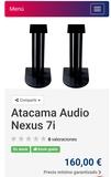 Soporte de Altavoces Atacama Nexus 7i - foto