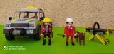 coche rescate montaña playmobil - foto