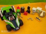 coche carreras playmobil - foto