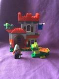Lego castillo - foto