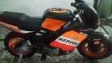 Moto batería - foto
