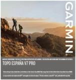 MAPA Garmin TOPO Spain V7 PRO - foto