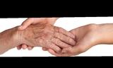 cuidado de personas dependientes - foto
