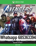 Marvel Avengers digital - blade xbox - foto