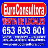 ALQUILAMOS SU LOCAL - EUROCONSULTORA. COM - foto
