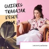 TRABAJA DESDE CASA !! - foto