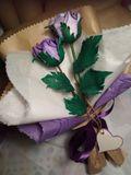 Flores artesanales - foto