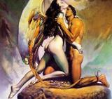 Santera bruja canaria - foto